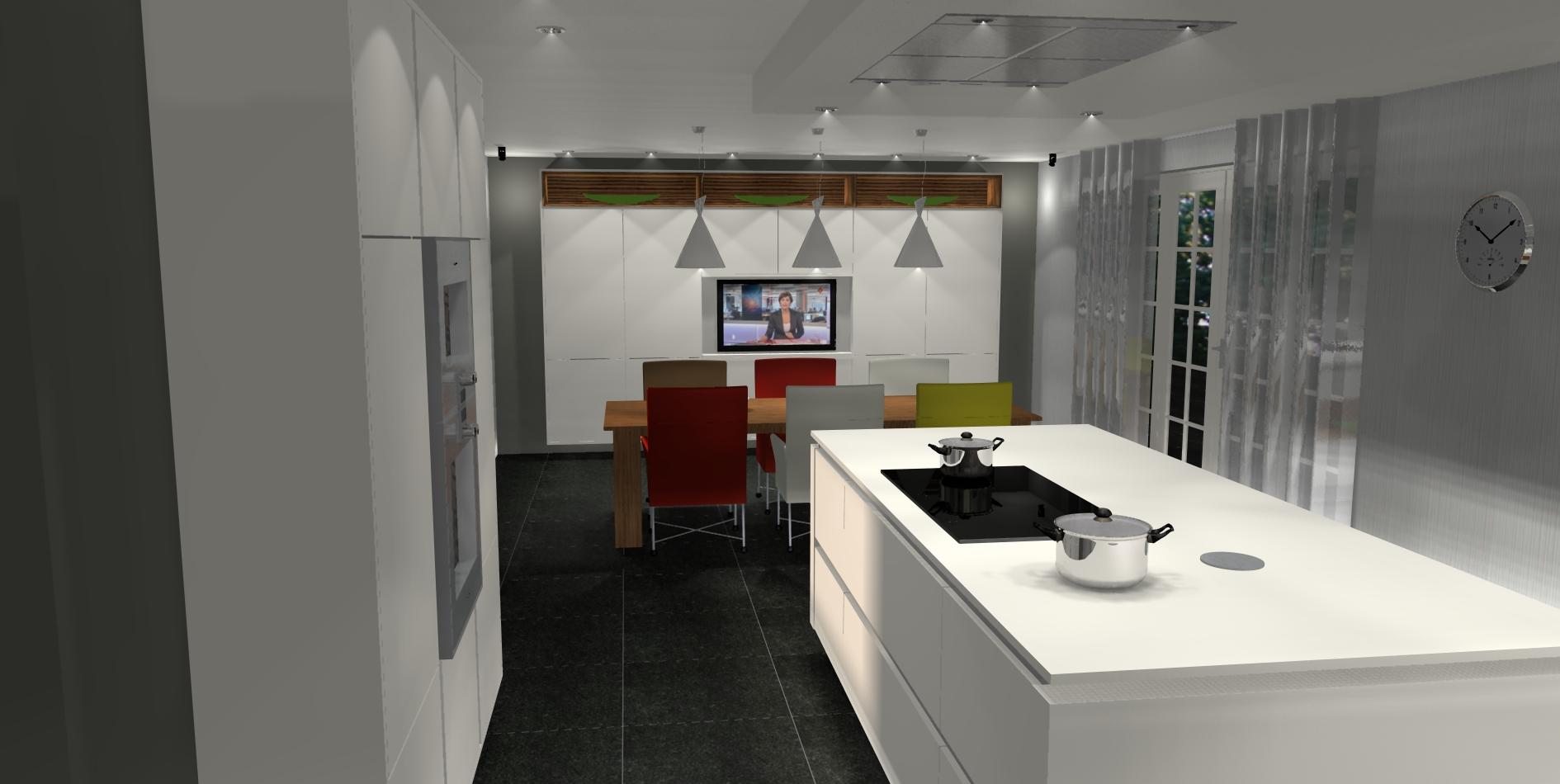 Ontwerp marinus keukens for Keuken plannen in 3d