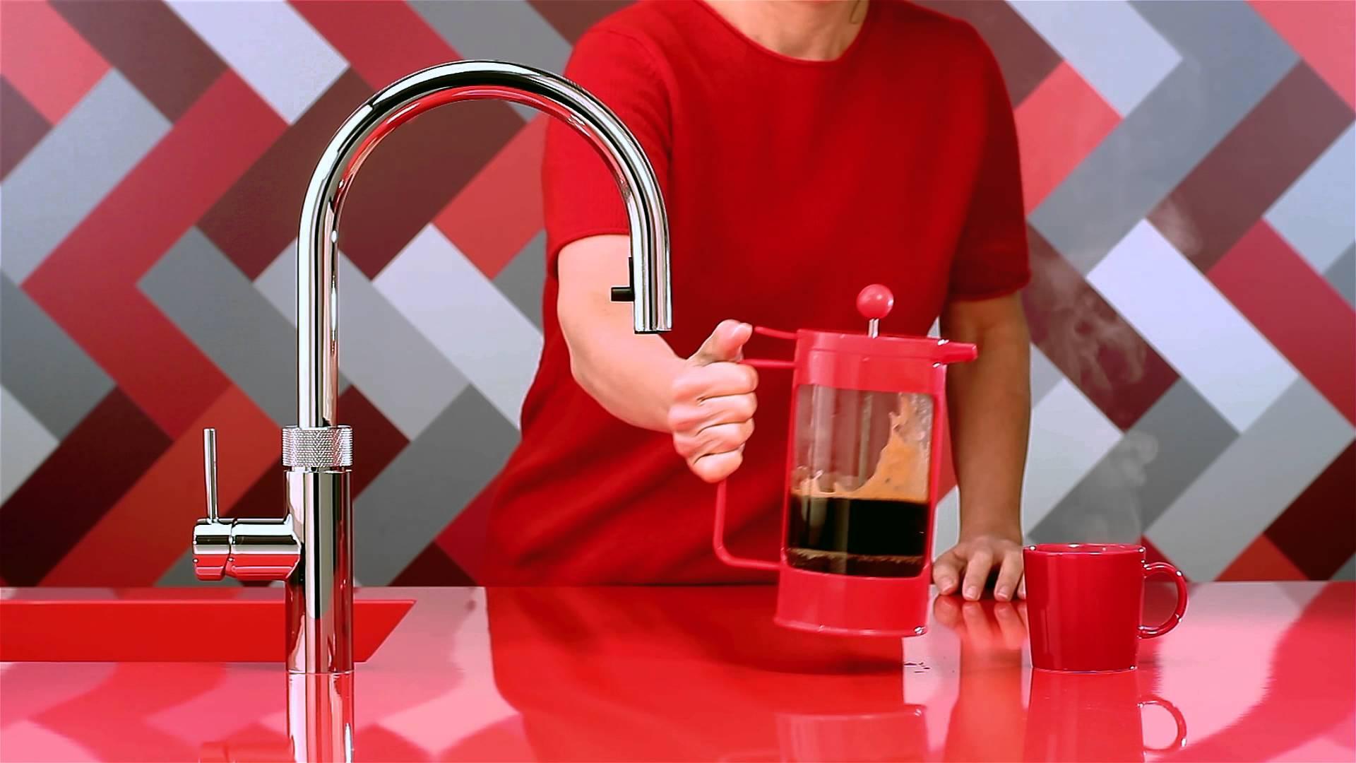 Veiligheid Van Kokendwaterkranen : Quooker marinus keukens