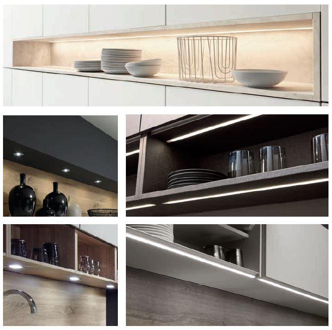 moderne schroder kuchen, schröder - marinus keukens, Design ideen